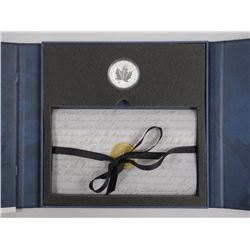 RCMP - Collector Case with Maple Leaf and Privy mark