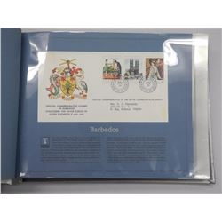 'Royal Commonwealth' First Day Cover Collection with Album