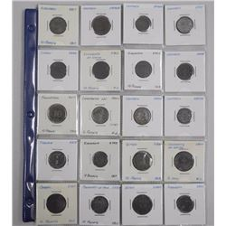 20x Germany 'Notgeld Coins' Early 1900s - Emergency Money (ATTN: 20 Times the bid price)