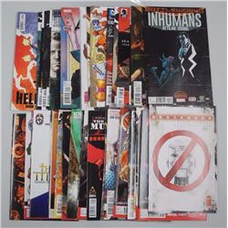 Lot (50) Comic Books Collector Series. up to 3.99 US Each