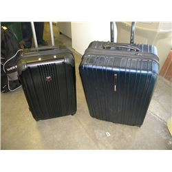 2 PIECES OF LUGGAGE
