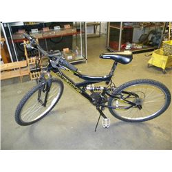 BLACK NAKAMURA MOUNTAIN BIKE