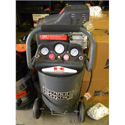 KAWASAKI BRUTE FORCE 20 GALLON UPRIGHT AIR COMPRESSOR