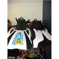PR OF DIVERS FINS
