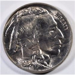 1934 BUFFALO NICKEL GEM BU