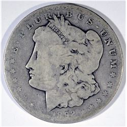 1892-CC MORGAN DOLLAR AG