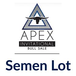 SEMEN LOT: PREMIER FLUSH PACKAGE