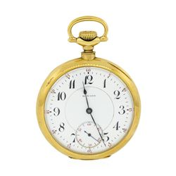 Antique Howard Watch Co. Pocket Watch - 14KT Yellow Gold
