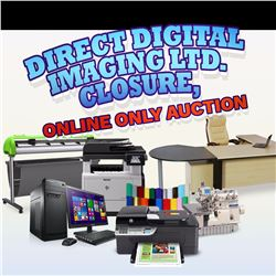 WELCOME TO THE DIRECT DIGITAL IMAGING CLOSURE