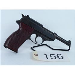 Walther P38 Likely late war issue