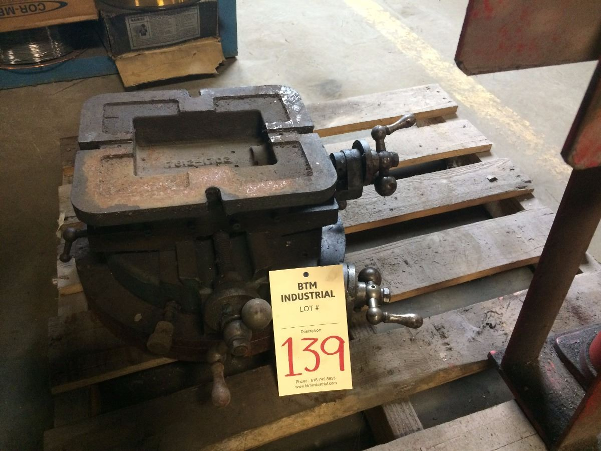 12 rotary table brand unknown btm industrial for 12 rotary table