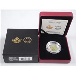 RCM Issue: $20 Fine Silver Coin - Little Creatures: Snail.