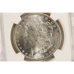 1899-O MORGAN SILVER DOLLAR NGC MS64