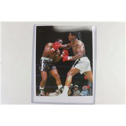 "8""X10"" MUHAMMAD ALI AUTOGRAPHED PICTURE"