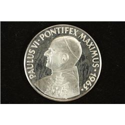 1963 GERMAN REPUBLIC STERLING SILVER PROOF