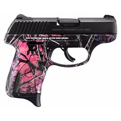 RUGER LC9 MUDDY GIRL