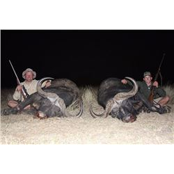 *10- DAY LIMPOPO PROVINCE SOUTH AFRICA PLAINS GAME HUNT*