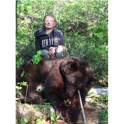 IDAHO BAITED BEAR HUNT FOR YOUTH AND PARENT