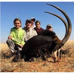 * Updated* South African Kalahari - 7 Days Sable and Gemsbok Hunt