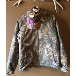 Ladies Camo Coat Donated by Bass Pro
