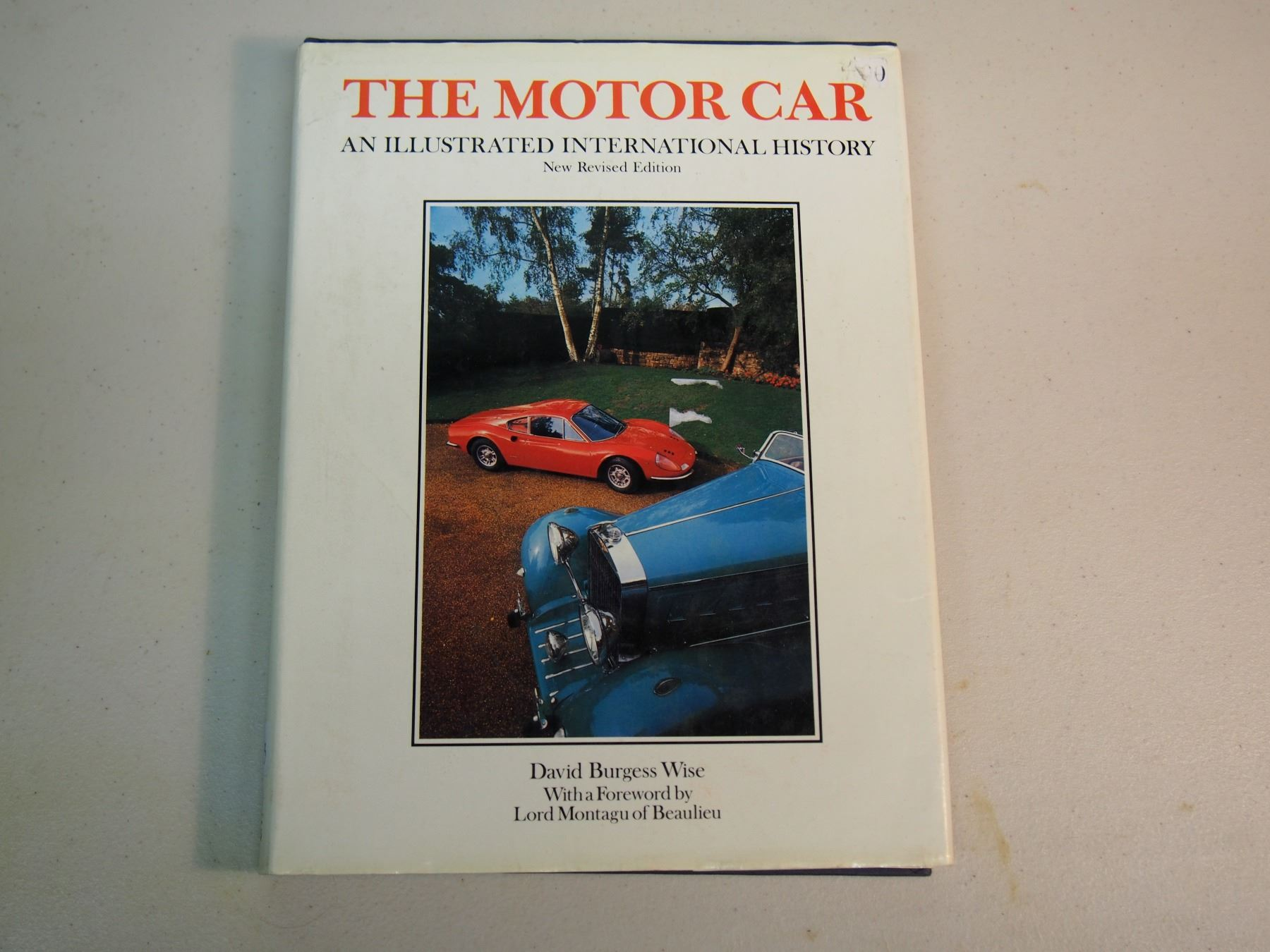 The Motor Car Book 345 Pages