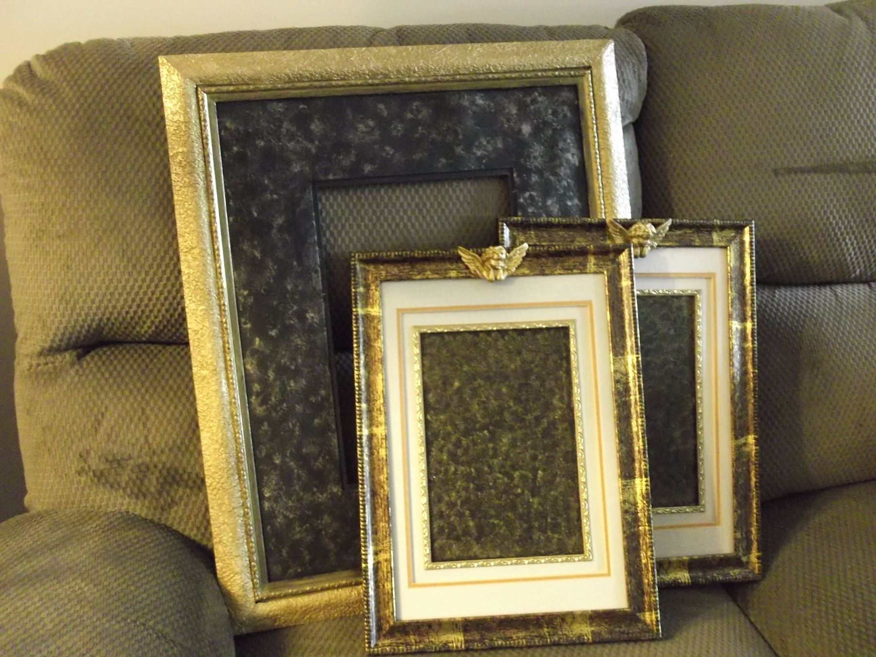 Picture frames 2 angel frames 16x11 1 frame 24x19 image 1 picture frames 2 angel frames 16x11 1 frame jeuxipadfo Image collections
