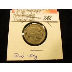 1926 S Buffalo Nickel, VG, Semi-key date.