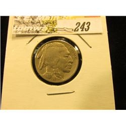 1931 S Buffalo Nickel, VF-EF, Semi-key date.