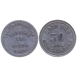 Co Operative Trading Co. Token Delta Colorado