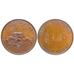 Kansas City Star Trophy Tour Token Trinidad Colorado