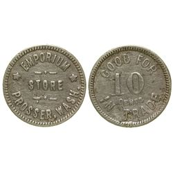 Emporium Store Token Prosser Washington