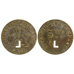 Lion Trading Co. Token Lionkol Wyoming