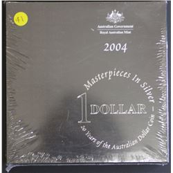 Masterpieces In Silver 2004