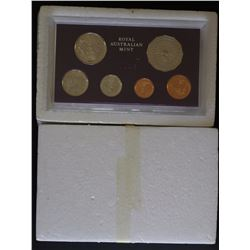 1977 Proof Sets (5) with foams & certs