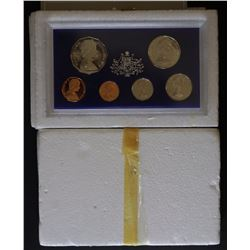 1978 Proof Sets (4) with foams & certs