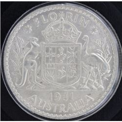 1951 Florin Regular Issue, Uncirculated