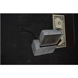 MINIATURE LIGHT FIXTURE WITH WIRES TO DO SOMETHING