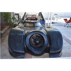BATMAN & BATMAN RETURNS ORIGINAL SCREEN USED BATMOBILE