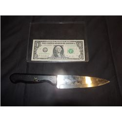 SEED OF CHUCKY SCREEN USED GLEN HERO KNIFE
