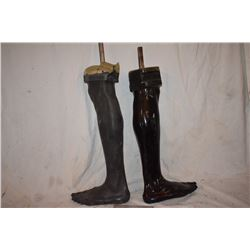 ZZ-CLEARANCE SPIDER-MAN 3 LEGS TO MAKE AND FIT BOOTS