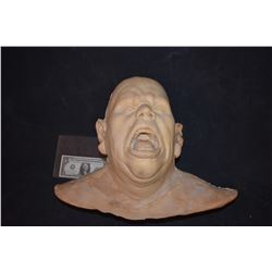 SEVERED HEAD BUST RARE OPEN EYES AND MOUTH