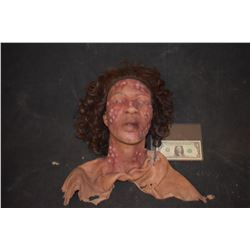 THE STRAIN DISEASED SEVERED SILICONE HEAD 3