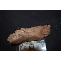 ZZ-CLEARANCE SEVERED SILICONE LEG FOR YOUR HAUNT OR INDY FILM 14