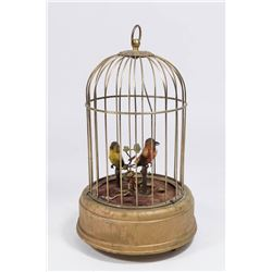 :Musical Automaton, 2 Birds in Cage