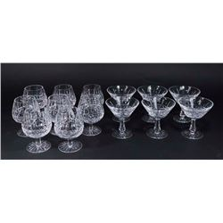 Waterford Lismore Pattern Glasses