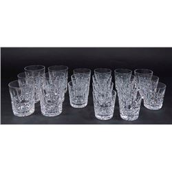 Waterford Lismore Pattern Tumblers