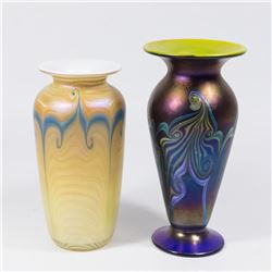 2 Van der Mark Vases