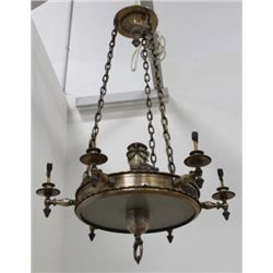 :Neoclassic Style 7-Light Chandelier