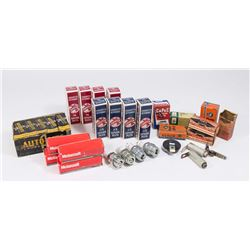 Assorted Ignition Parts & Spark Plugs