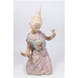 Lladro Thai Dancer